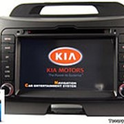 Штатная магнитола KIA SPORTAGE 3G/GPS (WINCA) фото