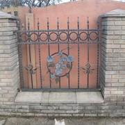 Блок бетонный №4 фото