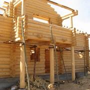 Деревянные дома под заказ фото
