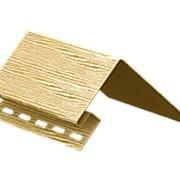 Планка околооконная TimberBlock Ю-Пласт Дуб Золотистый фото