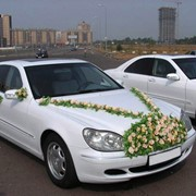 Аренда машин на свадьбу фото