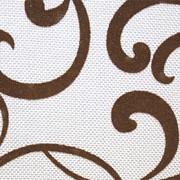 Ткань мебельная Ecovelur Nikavel Collet Ivory фото