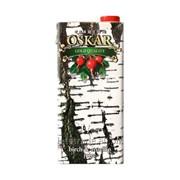 Сок березовый с шиповником, торговая марка Oskar фото