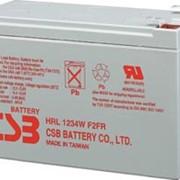 Аккумуляторные батареи свинцово-кислотные CSB HRL фото