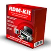 Перезаправляемые (многоразовые) картриджи- комплект для модернизации струйных принтеров Epson, Canon, HP фото