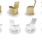 Гофроящики, коробки из 2-слойного гофрокартона фото