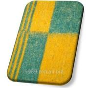 Wool blanket/Полушерстяное одеяло фото