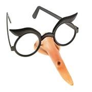 Карнавальные очки-маска «Ведьма» фото
