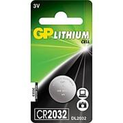 Батарейка GP CR2032 литиевая фото