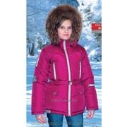 Куртка зимняя для девочки ДВ-196, Baby Line размер 116-146 фото