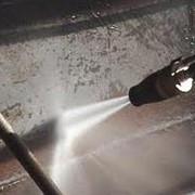 Пескоструйная очистка. Кроеменчуг Завод металлоконструкций и железобетонных изделий фото