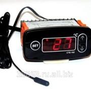 Терморегулятор цифровой СТЕ-102 для омшаников, погребов, теплиц… фото