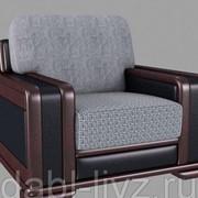 Кресло SF04A0 Махагон 1060 x 900 x 950 фото