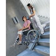 KSP Italia Srl Лестничный гусеничный мобильный подъемник для инвалидов SHERPA N 904 (Италия) фото