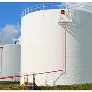 Стальные вертикальные резервуары объемом от 10 м3 до 10 000 м3 фото