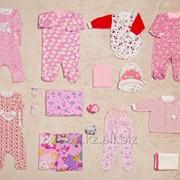 Полностью готовый комплект для новорожденного 21 предмет фото