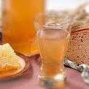 Квас хлібний, бочковий фото