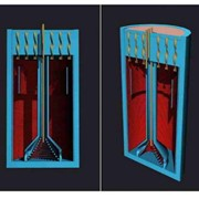 """Тепловой аккумулятор АКТ-300 ООО """"Новые теплотехнологии""""-накопления тепловой энергии и дальнейшего ее использования в отсутствие внешнего теплового притока фото"""