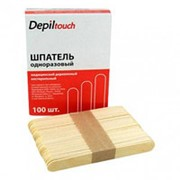 Depiltouch Depiltouch Шпатель деревянный нестерильный (Аксессуары для депиляции) 87805 100 шт. фото