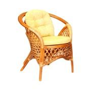 Плетеное кресло Меланг К фото