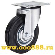 Промышленные поворотные колесные опоры 11125 (SC 55) фото