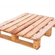 Поддон-деревянный нестандартный фото