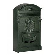 Ящик почтовый 31093 зелёный фото
