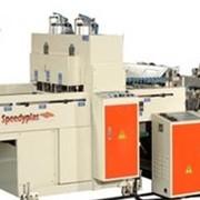 Пакетосварочная машина для производства пакетов. фото