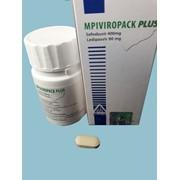 Лечение Гепатита С. mpi viropack plus (софосбувир 400 и ледипасвир 90), аналог харвони фото