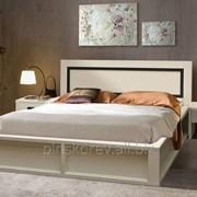 Кровать Луксор П475.05 (слоновая кость) фото