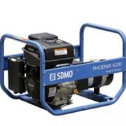 Бензиновый генератор SDMO Phoenix 4200 фото