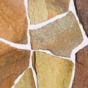 Плитняк натуральный камень плитняк златолит жёлтый фото