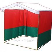 Палатка торговая 4х4м фото