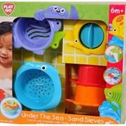 Игровой набор для ванны Морские обитатели PlayGo 2390 фото