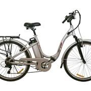 Электровелосипед СИБВЕЛЗ L200 фото