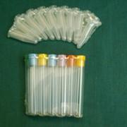 Пробирки полистирольные (10,4,1.5 мл) фото
