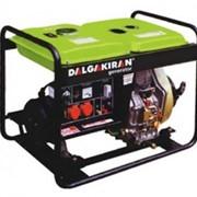 Дизельный генератор DJ 4000 DG-E / EC фото