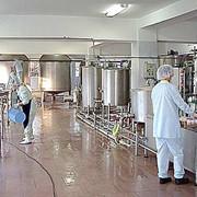Линия по переработке молока TESSA, оборудование для переработки молока, Киев, купить фото