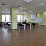 Снять зал для организации семинаров, тренингов, конференций фото