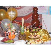 Шоколадные фонтаны. фото