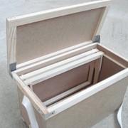 Ящик переносной для сот фото
