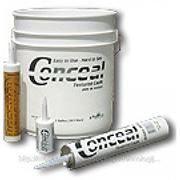 Межвенцовый текстурный цветной герметик Conceal Textured Caulk, для дерева и деревянных домов, Sashco. фото