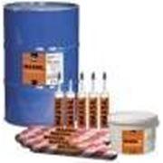 Силиконовый герметик для стеклопакетов MAXSIL SN 3211колбас.600гр. фото