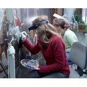 Реставрация живописи фото
