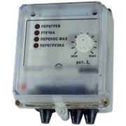 Устройство защитного отключения трехфазного электродвигателя ОВЕН УЗОТЭ-2У фото