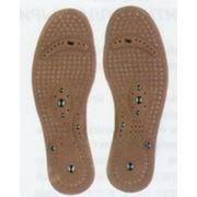 Магнитные стельки для воздействия на стопы, снятия болей и улучшения самочувствия от Santegra фото