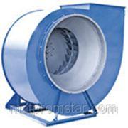 Вентилятор радиальный среднего давления ВЦ 14-46-4 мощность 5,5 кВт. ДУ -02 (до 400 град). Дымоудаление. фото