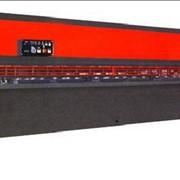 Гидравлические гильотинные ножницы ЗЕВС QC12Y-4x2500 фото