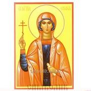Икона Св. Мц. София фото