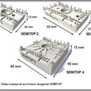 Мостовые модули серии SEMITOP фото